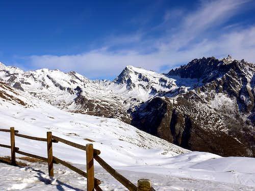Mont Gelè...