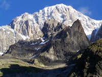 Mont Blanc de Courmayeur - S side