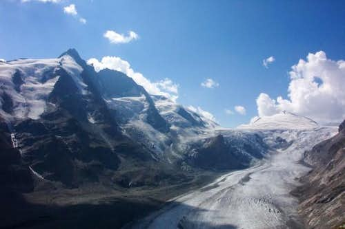 Grossglockner and...