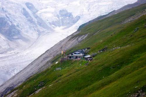 Hoffman Hut.