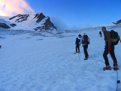 Lavaciau Glacier