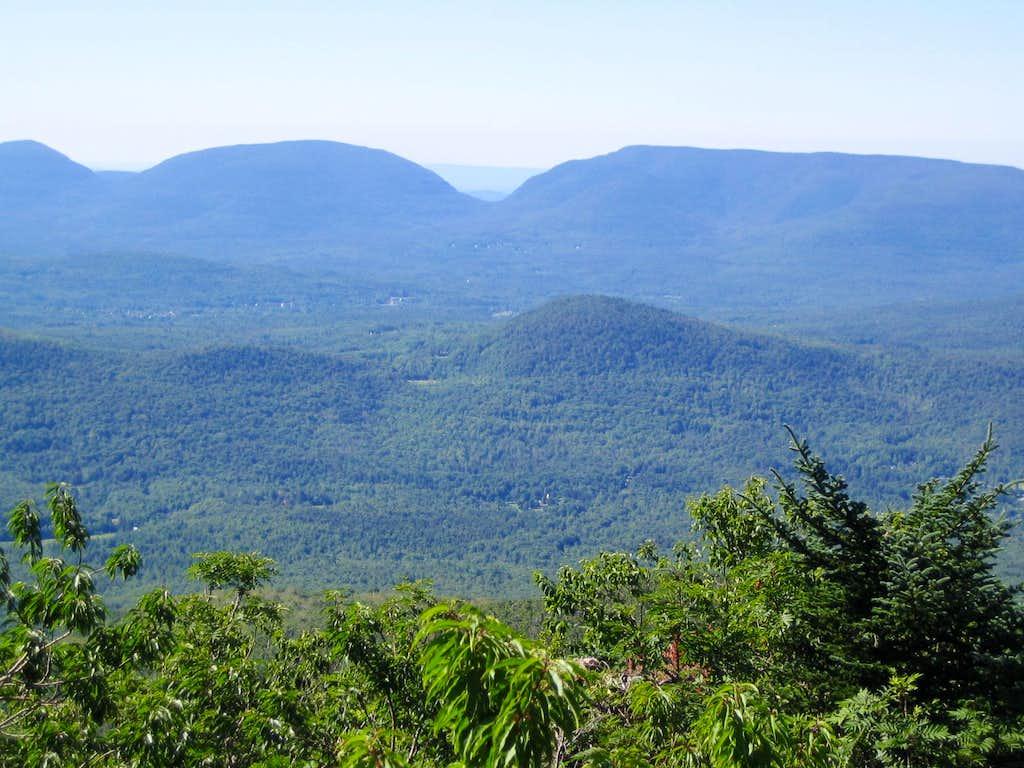 Sugarloaf and Plateau