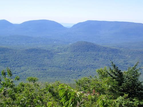 Sugarloaf and Plateau