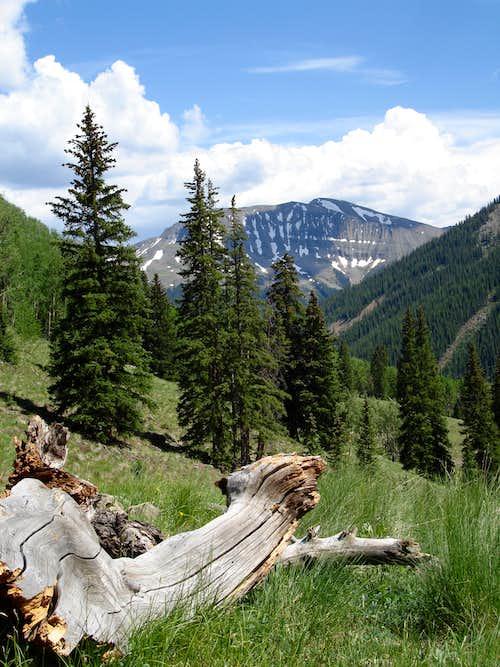 Matterhorn Creek Trailhead