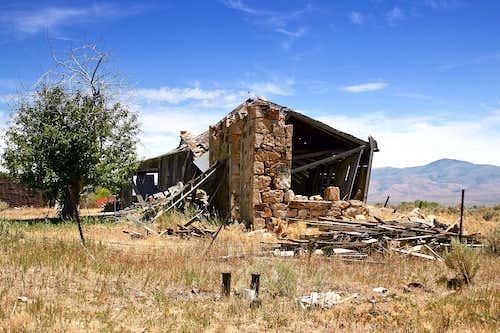 Tuscarora ruins