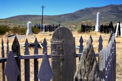 Tuscarora grave marker