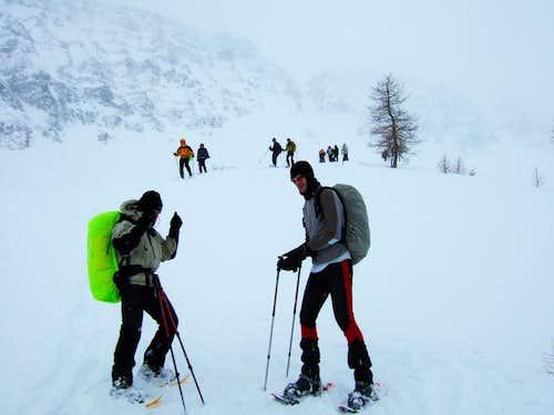 Col Serena (Pennine Alps, Italy)