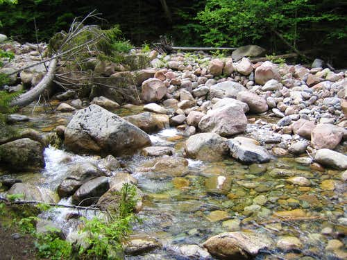 stream crossing