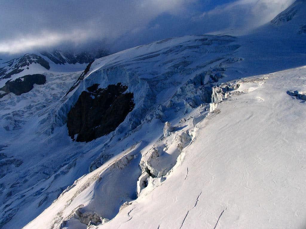 Garstelet Glacier