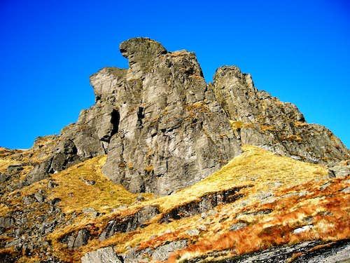 Ben Arthur Rock Formations