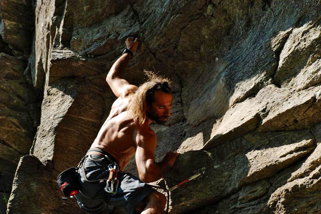 Marco Cunaccia, Mountain Guide of Monte Rosa