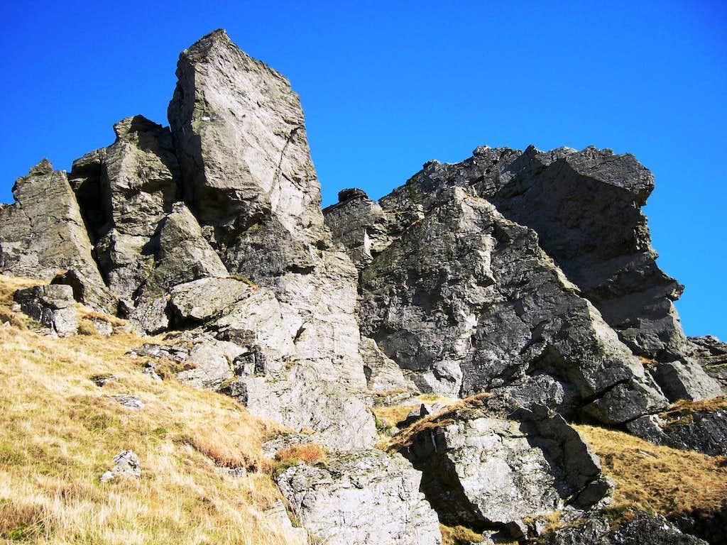 Ben Arthur Rocks