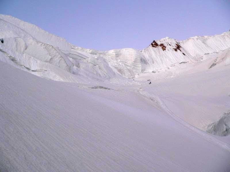 High Pass of Gondogoro (5585m), Karakoram, Pakistan