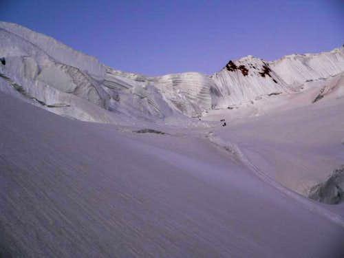 High Pass of Gondogoro La, Karakoram, Baltistan