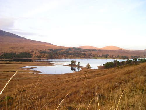 Loch Tulla November 2007