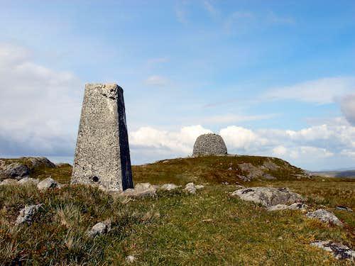 Summit of Drygarn Fawr