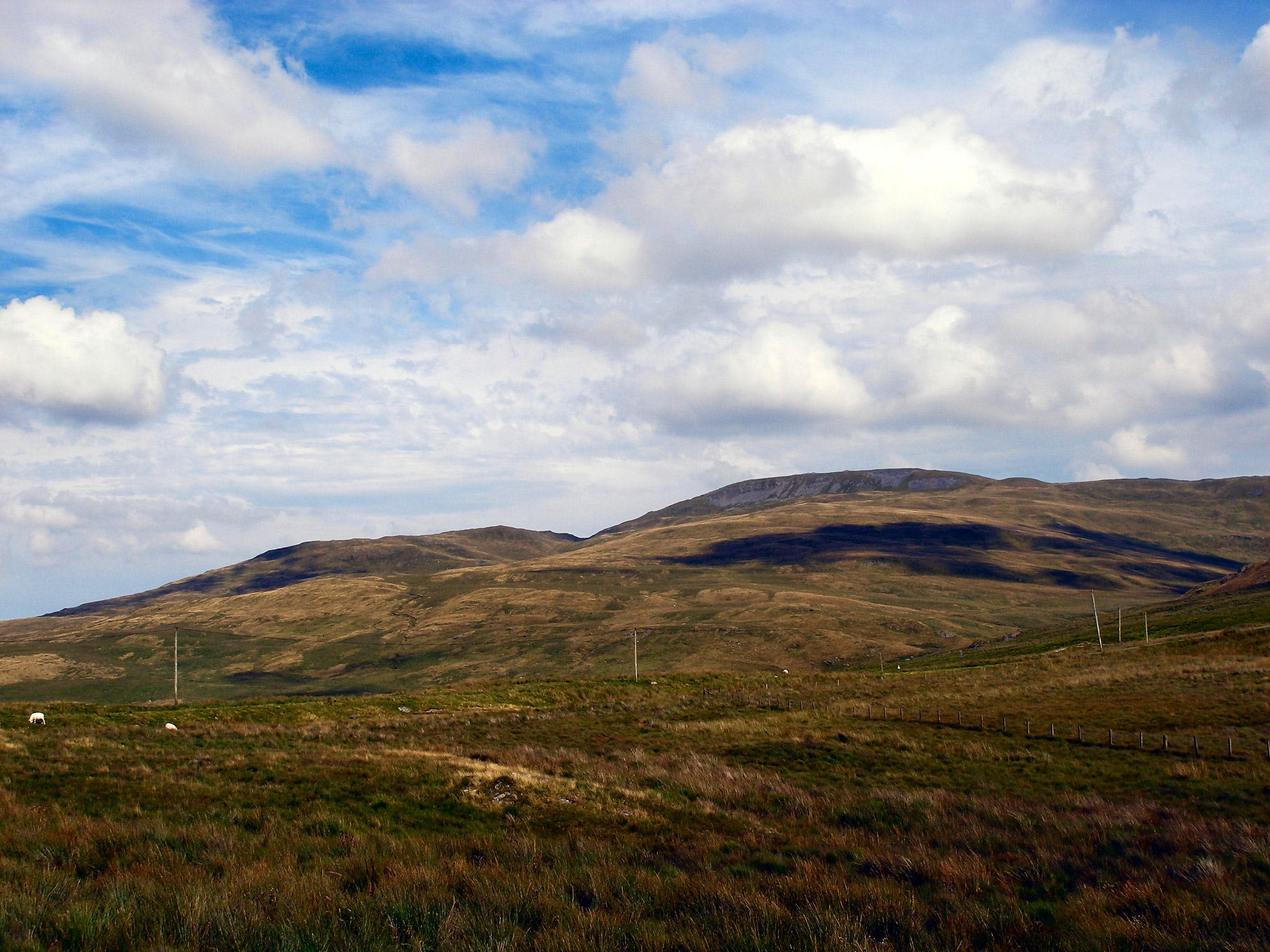 Mountains and Promontory Peaks of the Cambrian Mountains