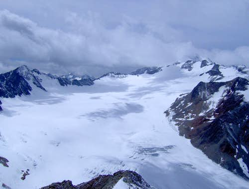 Wildspitze, 3.770m