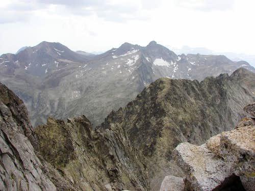 Massif of Pic Long