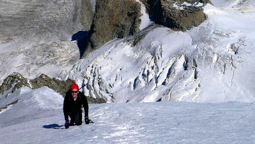 On the fantastic snow arete
