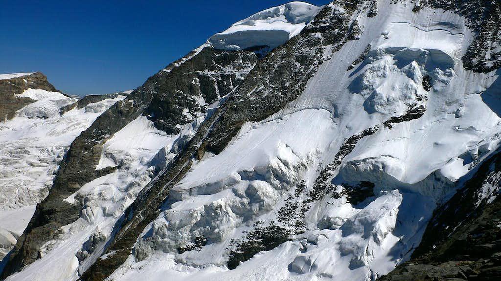 The three ridges
