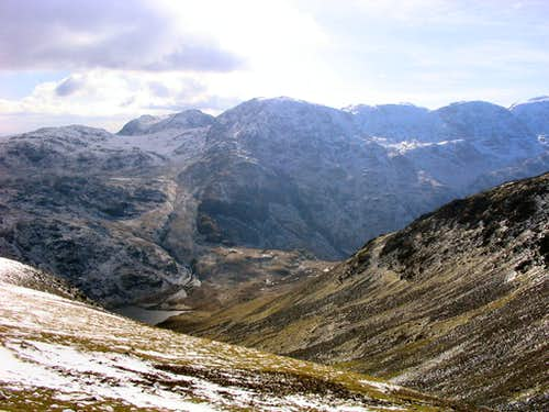 The Scafell Range