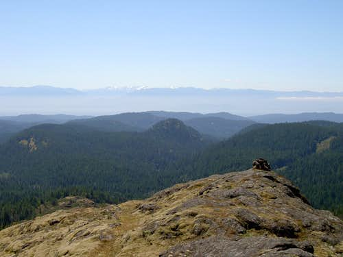 Mt Braden Summit