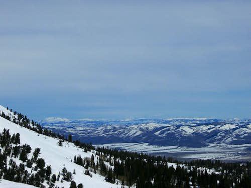 Grand Teton from Sherman Peak