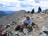 Lunch on Torreys