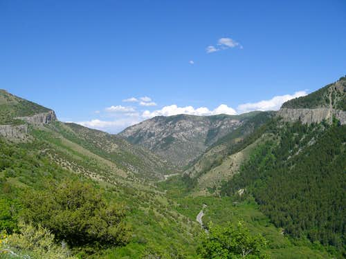 Logan Canyon and Bierdneau Formation