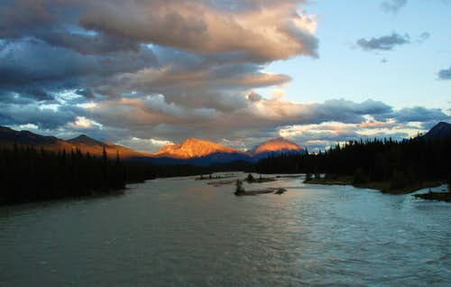 Sunset from Jasper