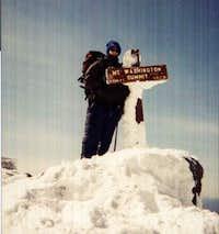 Summit photo on April 1st 2000.