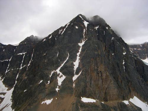Mt Edith Cavell - East Ridge