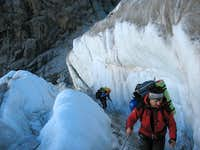 Entering The Second Icefall