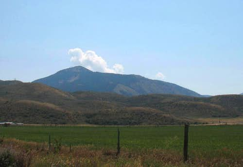 Meade Peak (ID)