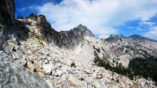 Canyon Peak South Ridge