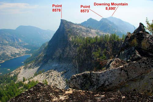Downing Mountain