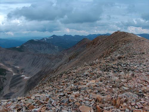Mt. Sherman - My First 14er