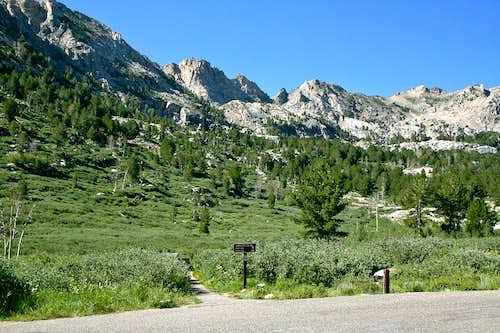 Ruby Crest Trailhead