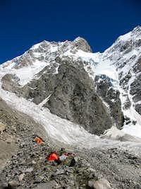 Krumkolsky Bivy, 3200m