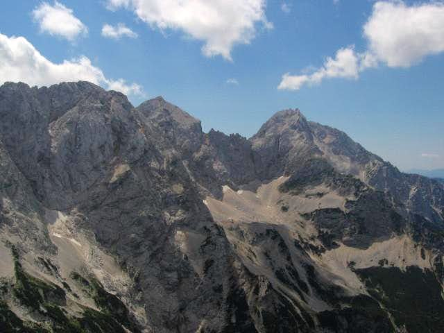 View from Velika baba