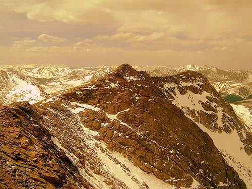 Mount Evans, Colorado