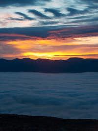Elbert NE Ridge Sunrise