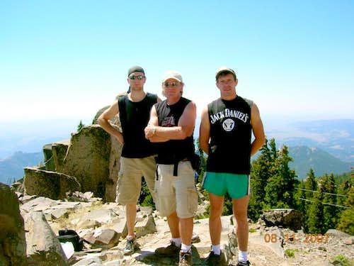 International Hikers