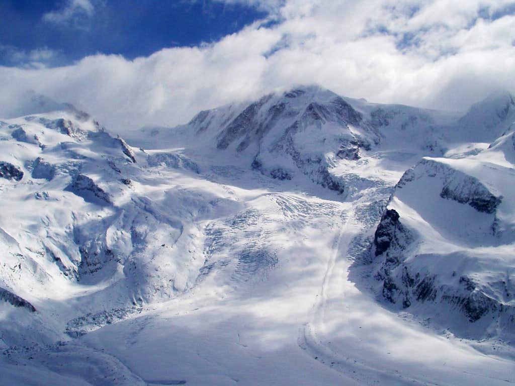 Görner Glacier