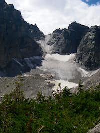 Fair Glacier (August 12)