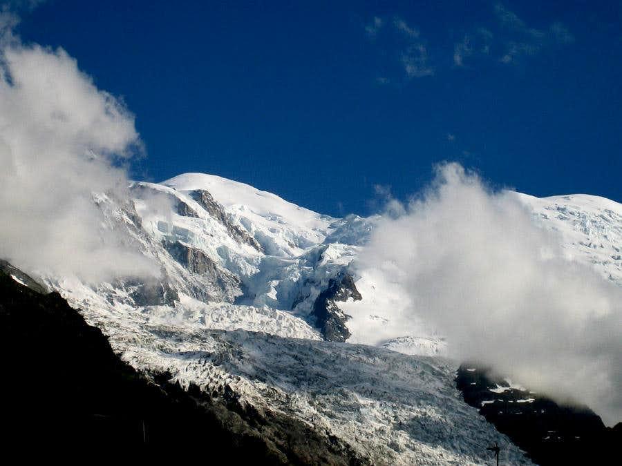 Mont Blanc(4810m)