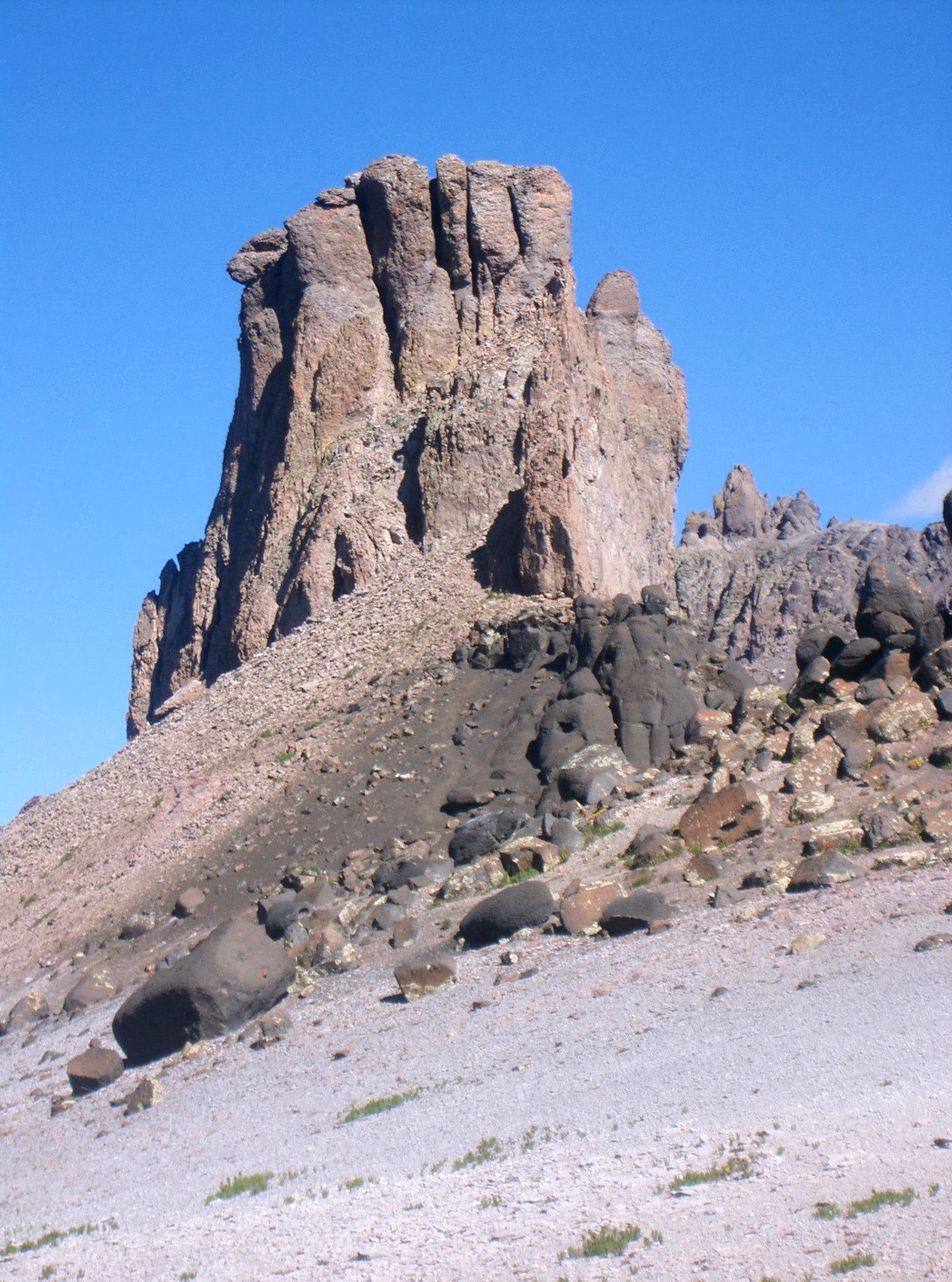 "Teakettle Mountain, ""Coffeepot"" & Potosi Peak"