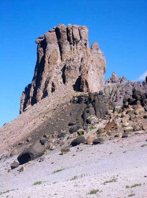 Teakettle Mountain,