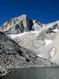 Bear Creek Spire from Dade Lake